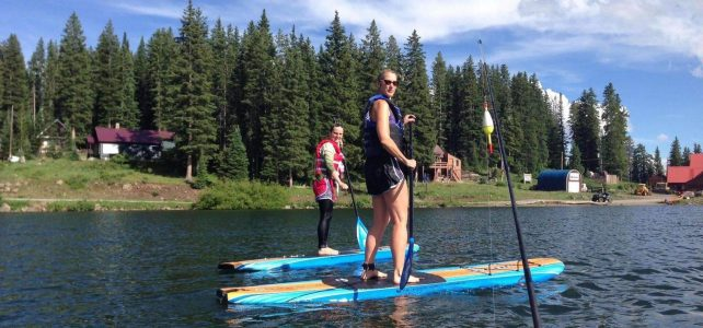 Kayak, SUP and Canoe Rentals