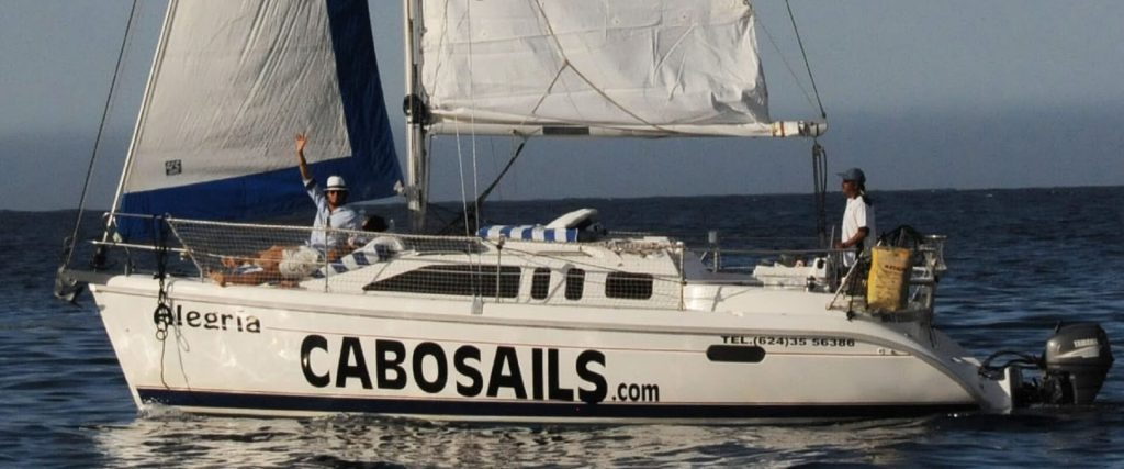 33' Alegria Sailboat
