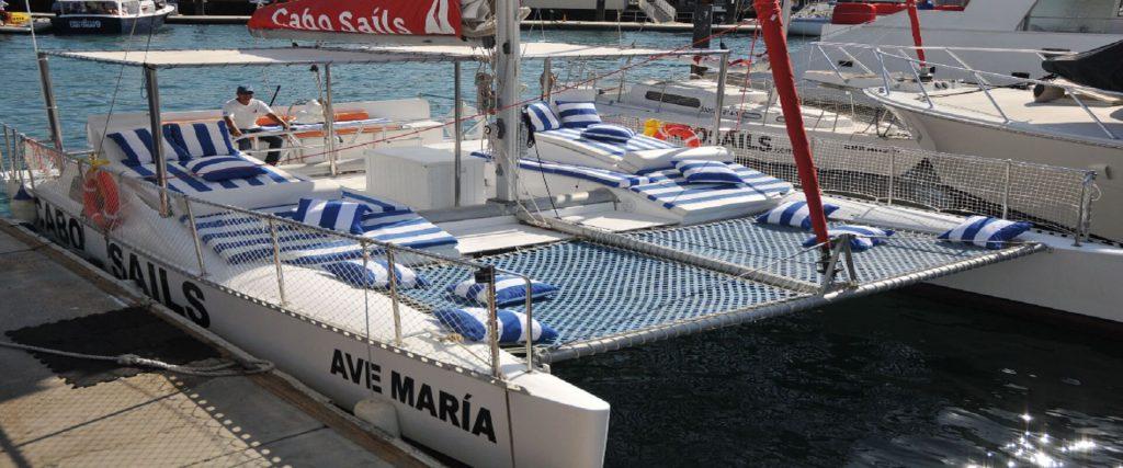 Ave Maria Catamaran