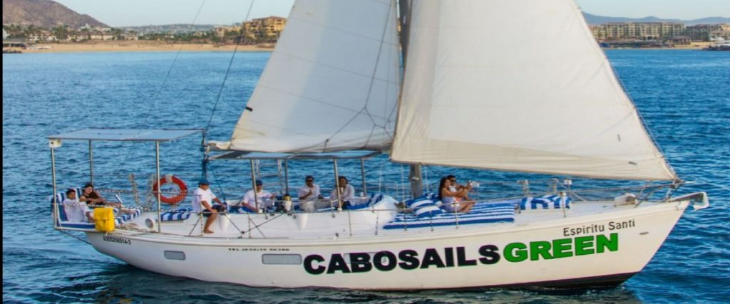 44'- Espiritu Santi Sailboat (Eco-Friendly)