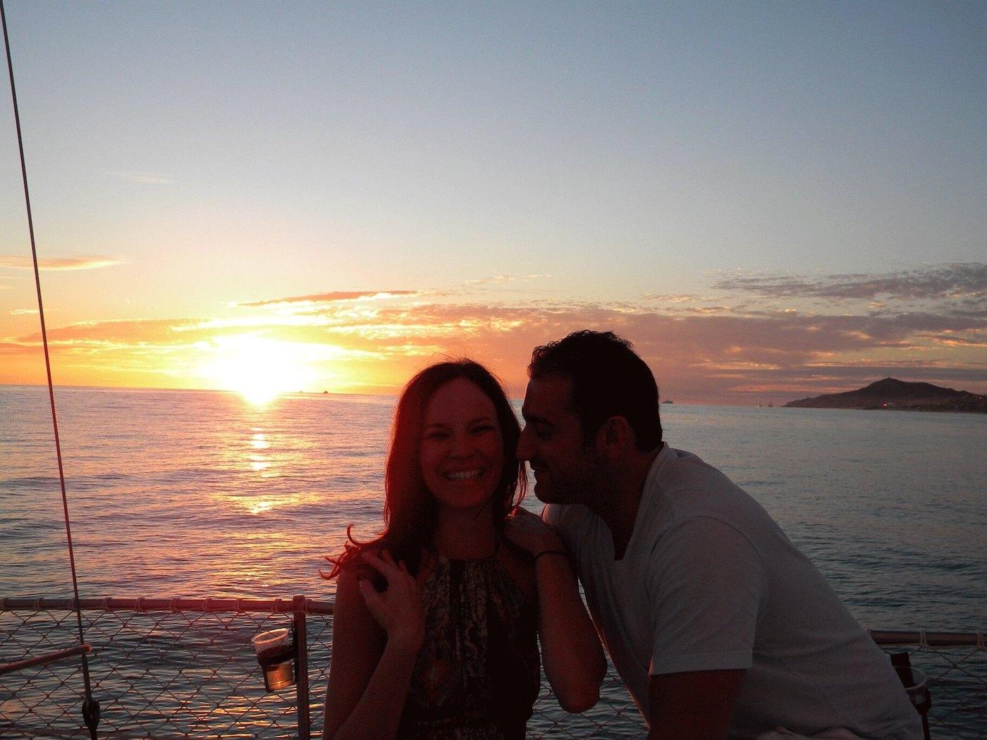 Sunset Header Photo