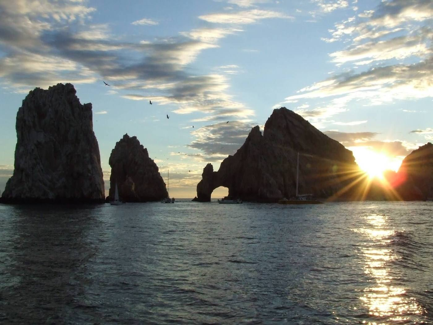 Sunset Sailing with Cabo Sails