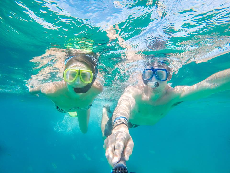 Cabo Snorkeling