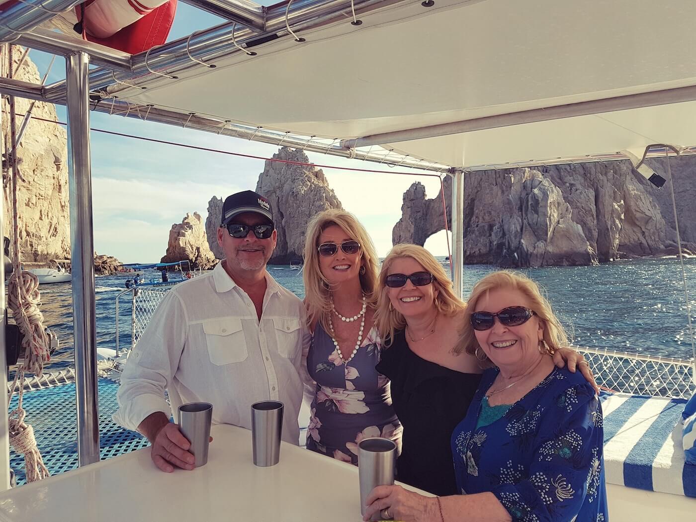 Sailing Cabo