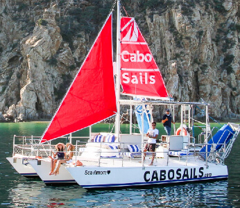 35′ Sea Amore Trimaran