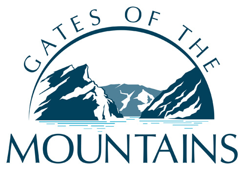 Gates of the Mountains - Montana - Logo