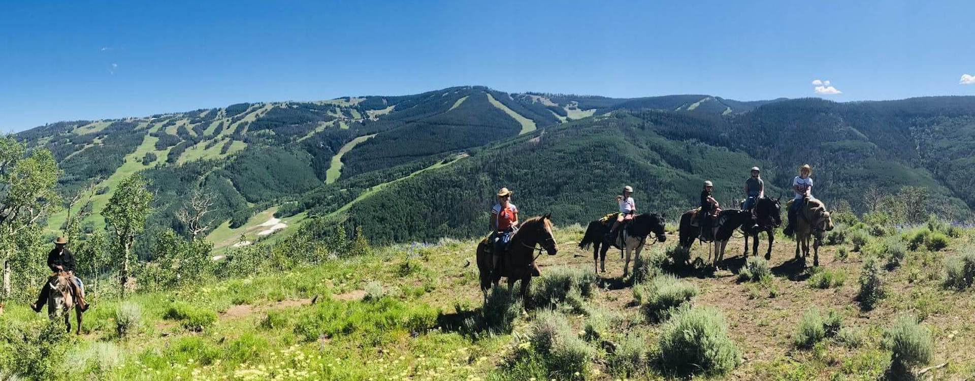 The Ultimate Horseback Riding Tours & Experiences in Vail, Colorado